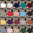 Premium Quality Men's Tall Sizes Profile Golf Sport Shirt