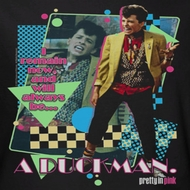 Pretty In Pink A Duckman Shirts