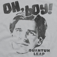 Quantum Leap Oh Boy Shirts