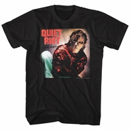 Quiet Riot Shirt Metal Health Album Black T-Shirt