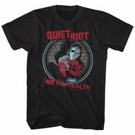 Quiet Riot Shirt Metal Health Black T-Shirt