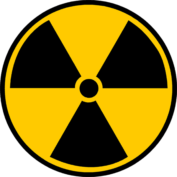 Radiation Fallout Symbol T Shirts Pop Icons