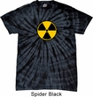 Radiation Spider Tie Dye Shirt