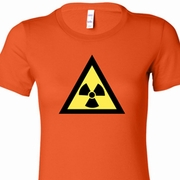 Radioactive Triangle Ladies Fallout Shirts