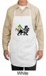 Rasta Lion Apron Full Length with 3 Pockets