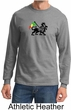 Rasta Lion Long Sleeve Shirt