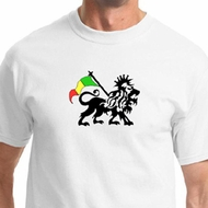 Rasta Lion Shirts
