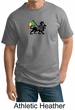 Rasta Lion Tall T-shirt