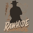 Rawhide T-Shirt - TV Series Rawhide Adult Tee Shirts