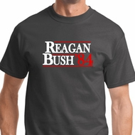 Reagan Bush 1984 Mens Shirts