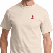 Red Anchor Patch Shirts