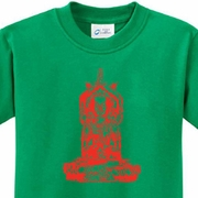 Red Tara Kids Yoga Shirts