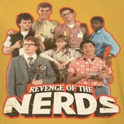 Revenge Of The Nerds Group Of Nerds Shirts