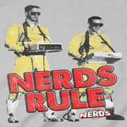 Revenge Of The Nerds Rule Shirts