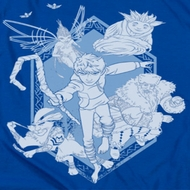 Rise Of The Guardians Coming For You Shirts