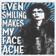 Rocky Horror Picture Show Face Ache Shirts