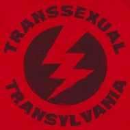 Rocky Horror Picture Show Transsexual Transylvania Shirts