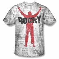 Rocky News Press Sublimation Shirt