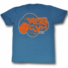 Rocky Shirt Mick's Gym Slate T-Shirt