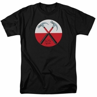Roger Waters Shirt The Wall Hammers Black T-Shirt