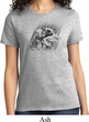 Rottweiler Sketch Ladies Shirt