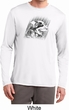 Rottweiler Sketch Mens Moisture Wicking Long Sleeve Shirt