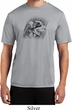 Rottweiler Sketch Mens Moisture Wicking Shirt