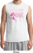 Sack Breast Cancer Mens Muscle Shirt