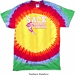 Sack Breast Cancer Premium Tie Dye Shirt