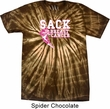 Sack Breast Cancer Spider Tie Dye Shirt
