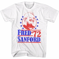 Sanford & Son Shirt Vote For Fred White T-Shirt