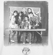 Saved By The Bell Class Photo Shirts