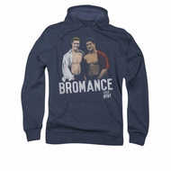 Saved By The Bell Hoodie Bromance Navy Sweatshirt T-Shirt