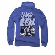 Saved By The Bell Hoodie Cast Royal Blue Sweatshirt T-Shirt