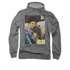 Saved By The Bell Hoodie Sup Athletic Heather Sweatshirt T-Shirt