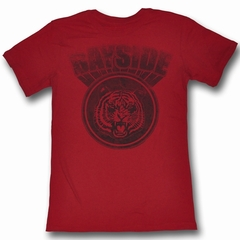Saved By The Bell Juniors Shirt Saved Red Tee T-Shirt