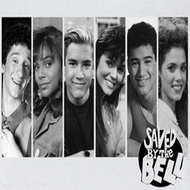 Saved By The Bell Juniors Shirt The Gang White Tee Shirt