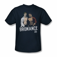 Saved By The Bell Shirt Bromance Navy T-Shirt