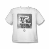 Saved By The Bell Shirt Kids Class Photo White Youth T-Shirt
