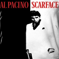 Scarface Big Poster Sublimation Shirts