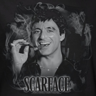 Scarface Smokey Scar Shirts