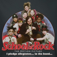 School Of Rock I Pledge Allegiance Shirts