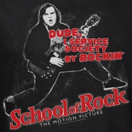 School Of Rock Rockin Shirts