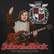 School Of Rock The Teacher Is In Shirts