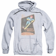 Scorpion Hoodie Proton Arnold Athletic Heather Sweatshirt Hoody