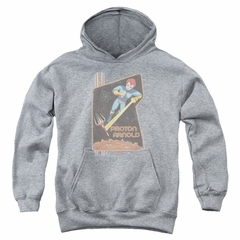 Scorpion Kids Hoodie Proton Arnold Athletic Heather Youth Hoody