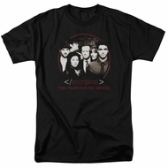 Scorpion Shirt Cast Black T-Shirt