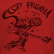 Scott Pilgrim Vs. The World Rockin Shirts