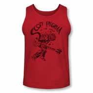 Scott Pilgrim Vs. The World Tank Top Rockin Red Tanktop