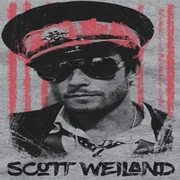 Scott Weiland Black Hat Shirts